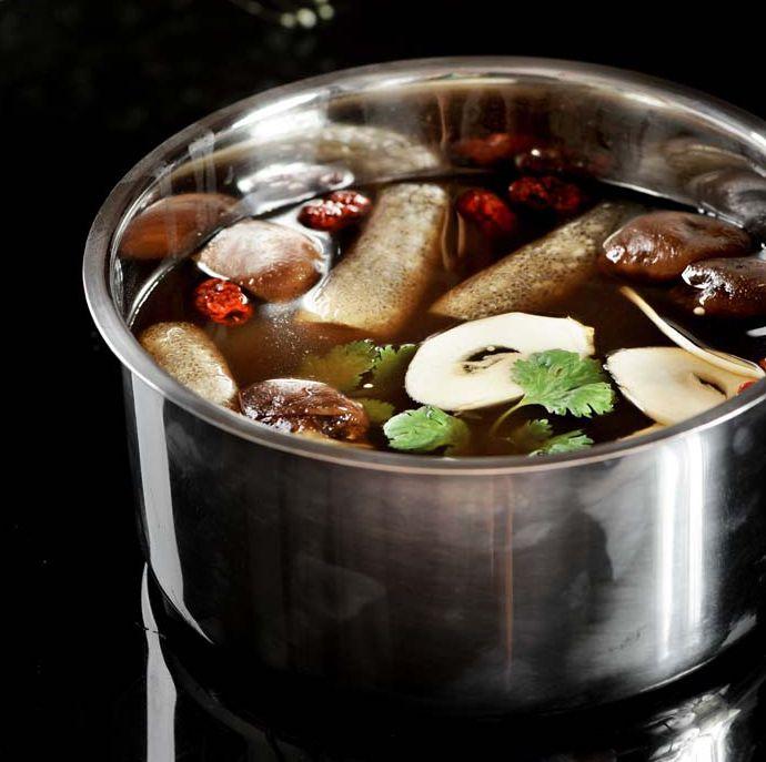 菌汤锅锅底